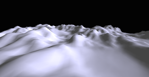 WebGL: Creating a landscape-mesh with Three js using a PNG